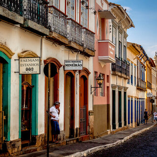 Viagens Nacionais: 10 lugares no Brasil que são verdadeiros museus a céu aberto
