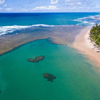 Viagens Nacionais: Conheça a Península de Maraú, destino tranquilo e paradisíaco na Bahia