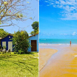 Viagens Nacionais: Conheça Trancoso, vilarejo rústico e badalado no Sul da Bahia
