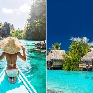 Viagens Internacionais: Para sair do óbvio: 5 destinos paradisíacos de lua de mel na praia