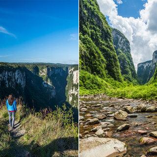 Viagens Nacionais: Conheça Cambará do Sul: cidade que abriga os cânions mais bonitos do Brasil