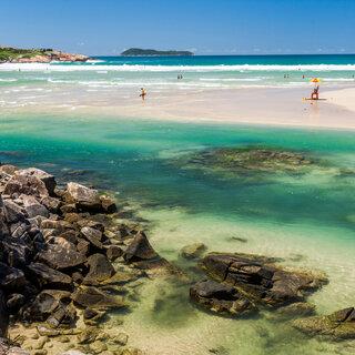 Viagens Nacionais: 10 praias paradisíacas para conhecer em Santa Catarina