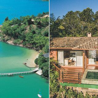 Viagens Nacionais: Conheça Ponta dos Ganchos, resort de luxo com praia particular em Santa Catarina