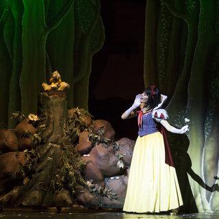 Teatro: Branca de Neve - O Musical