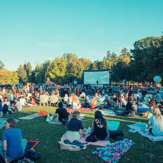 Na Cidade: Tamboré Cine Open Air