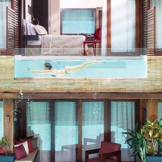 Viagens Nacionais: Conheça 5 hotéis com piscinas particulares que são verdadeiros paraísos