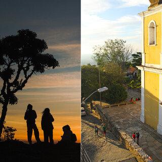 Viagens Nacionais: São Thomé das Letras é destino místico e sossegado em Minas Gerais