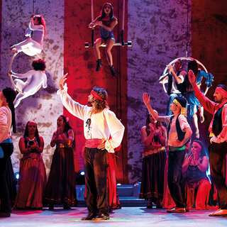 Teatro: Gran Circo Romanni em Campos do Jordão