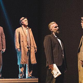 Teatro: Vendedor de Sonhos