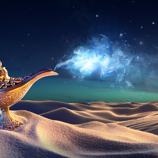 Teatro: Aladdin