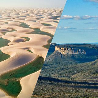 Viagens Nacionais: 10 parques nacionais maravilhosos no Brasil que você precisa conhecer o quanto antes