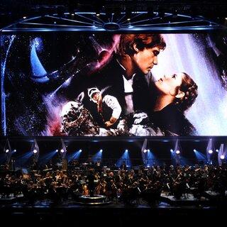 """Teatro: Star Wars in Concert """"Uma Nova Esperança"""" em São Paulo"""