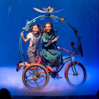 Teatro: A Carruagem de Berenice