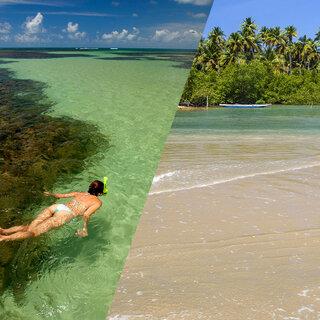 Viagens Nacionais: Conheça a Ilha de Boipeba, destino no litoral da Bahia com praias desertas e muito sossego