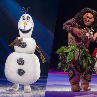 Teatro: Disney On Ice - Em Busca dos Sonhos