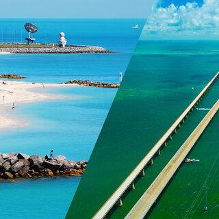 Viagens Internacionais: Conheça Flórida Keys, as ilhas paradisíacas próximas a Miami