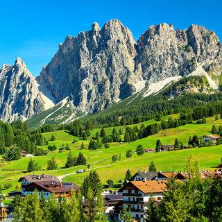 Viagens Internacionais: Conheça as Dolomitas, região dos Alpes Italianos cercada por cidades charmosas