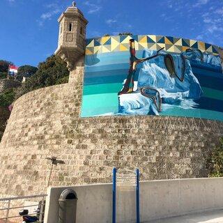 Viagens: 8 murais do Kobra ao redor do mundo que valem a viagem