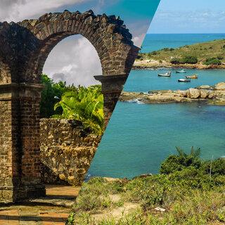 Viagens Nacionais: Cabo de Santo Agostinho é destino tranquilo e paradisíaco em Pernambuco