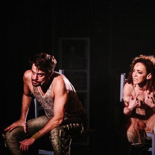 Teatro: Gota D'Água [A Seco]
