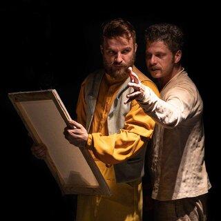 Teatro: Van Gogh por Gauguin