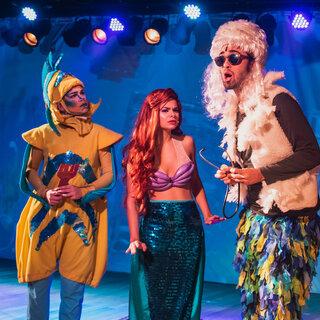 Teatro: A Pequena Sereia - O Musical