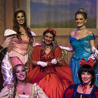 Teatro: As Princesas do Castelo Encantado