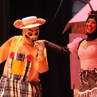 Teatro: O Casamento da Dona Baratinha