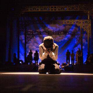 Teatro: A Vida de Chico Xavier em Um Cisco