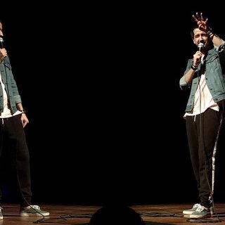 Teatro: Afonso Padilha no Hillarius Comedy SP
