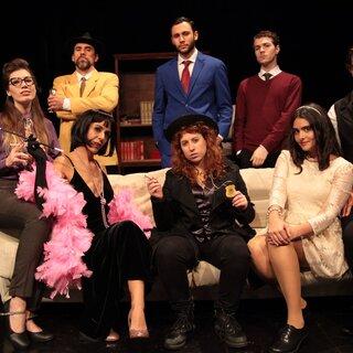 Teatro: Coronel Mostarda com a Chave Inglesa na Cozinha