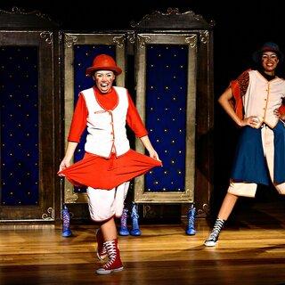 Teatro: Chapeuzinho Vermelho