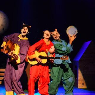 Teatro: Os Três Porquinhos