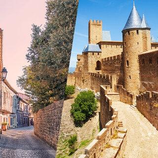 Viagens Internacionais: Conheça a cidade medieval de Carcassonne, na França