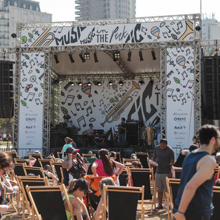 Na Cidade: Music In The Park