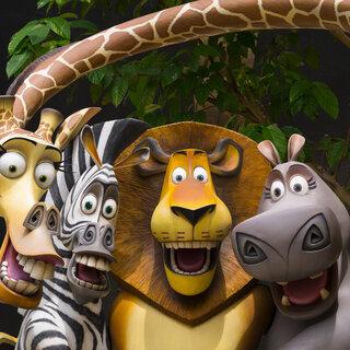 Teatro: Madagascar, Uma Aventura Musical