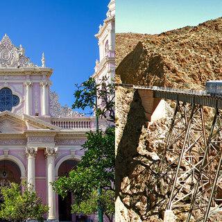 Viagens Internacionais: 10 passeios imperdíveis por Salta, na Argentina