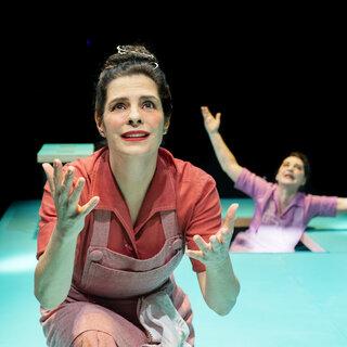 Teatro: Cordel do Amor sem Fim