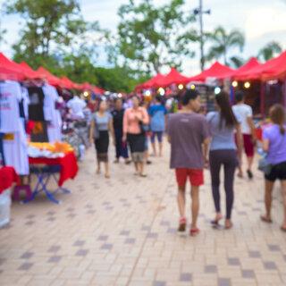 Na Cidade: Feira de Artes da Lapa