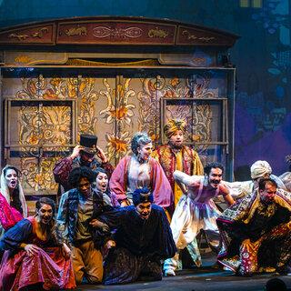 Teatro: Aladdin, o Musical