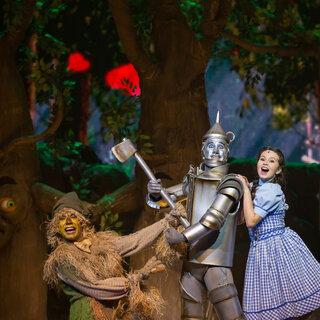 Teatro: O Mágico de Oz - O Musical
