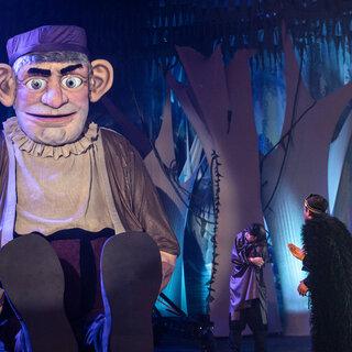 Teatro: Fadas & Gigantes - Universo Encantado