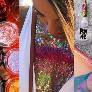Moda e Beleza: Glitter biodegradável é aposta certa para o Carnaval; saiba onde encontrar!