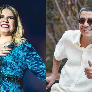 Shows: De Marília Mendonça a Zeca Pagodinho: confira as live shows imperdíveis deste sábado (09) e domingo (10)