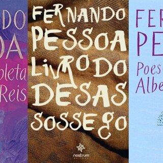 Literatura: 8 livros de Fernando Pessoa para ler o quanto antes