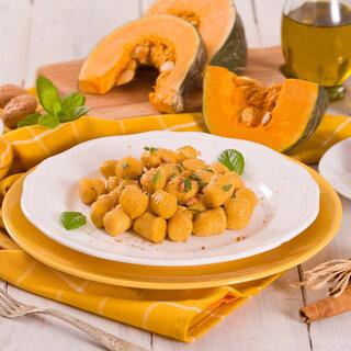 Receitas: Nhoque de abóbora gratinado é saboroso e simples de fazer; confira a receita!