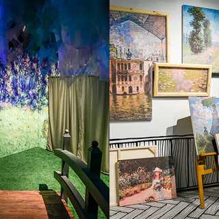 Exposição: Saiba tudo sobre a exposição 'Paisagens Impressionistas de Monet', em cartaz no Shopping Pátio Higienópolis
