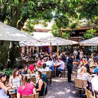 Restaurantes: 30 restaurantes com ambientes ao ar livre em São Paulo