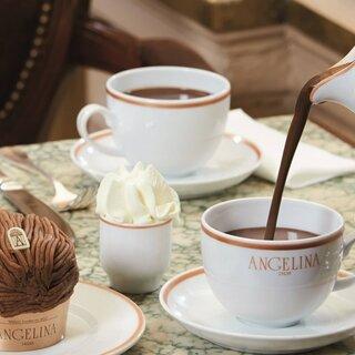 Receitas: Veja a receita do Chocolate Quente Angelina, o mais cremoso e procurado de Paris