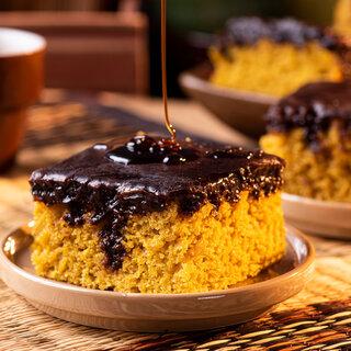 Receitas: Receita: bolo de cenoura fácil e fofinho de liquidificador!